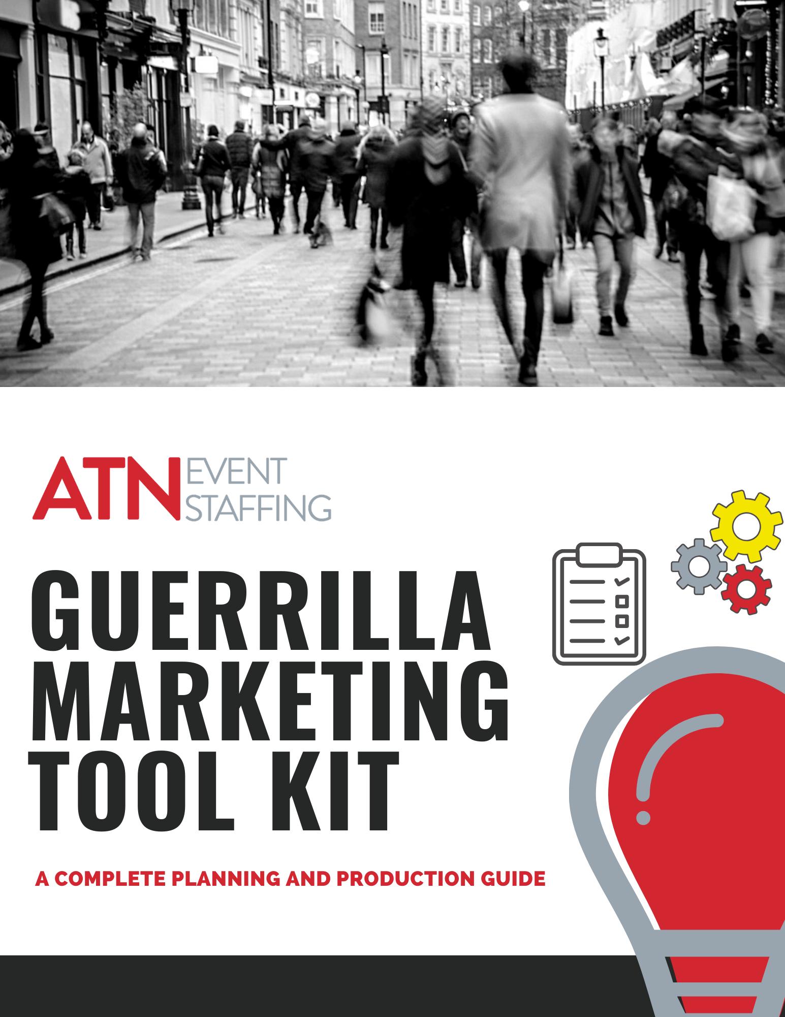 Guerrilla Marketing Tool Kit